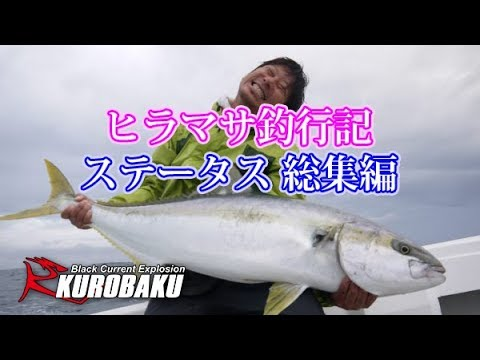 STATUS 総集編 2017 ヒラマサ釣行記のサムネイル画像