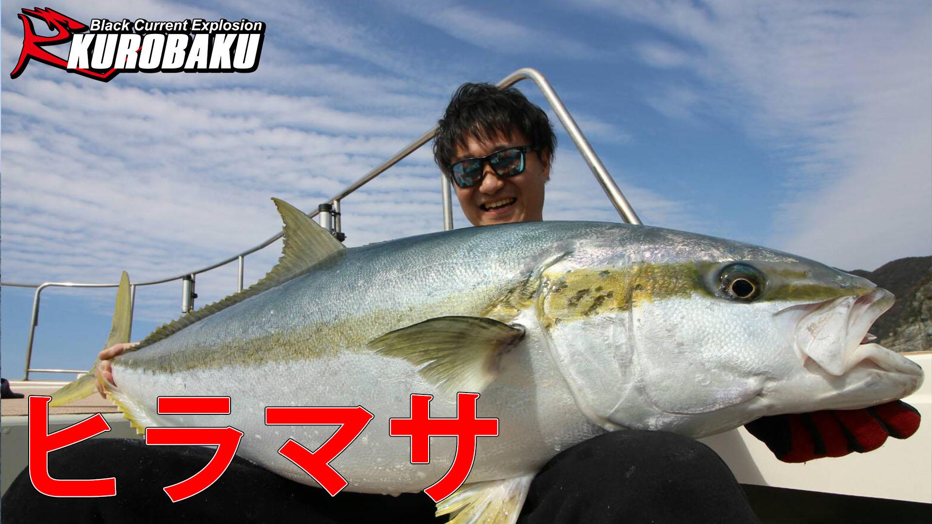 ヒラマサ釣行のサムネイル