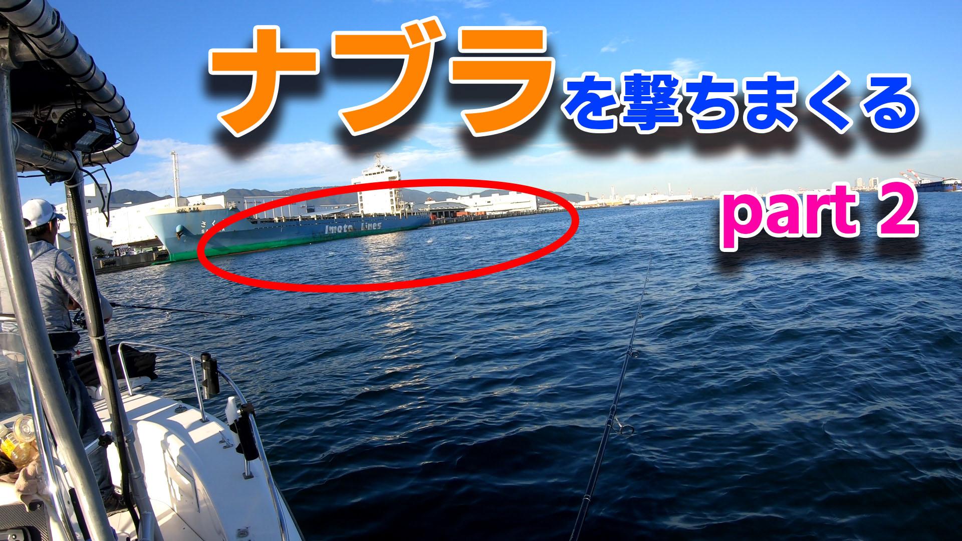 【神戸近海】青物ナブラが沸きまくった一日でしたのサムネイル
