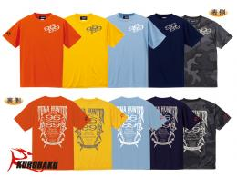 9689×TUNA HUNTER半袖Tシャツ